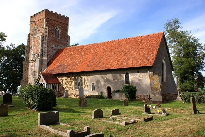 Church from the South