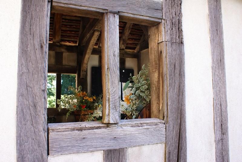 Porch Woodwork
