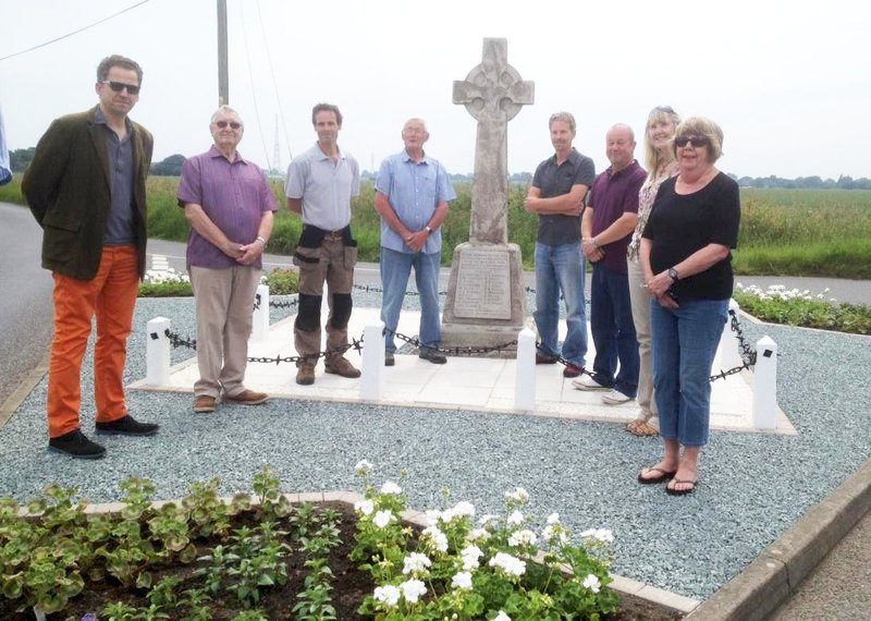 War Memorial Refurbishment Team